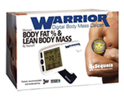 SEQUOIA FITNESS WARRIOR CALIPER DIGITAL MEDIDOR DE GRASA Y MASA